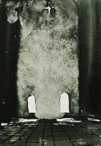 1 Tournus OI inkt 27×19cm 2003