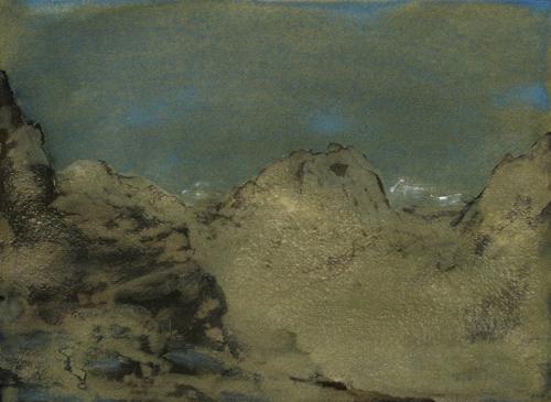 7 Zonder titel Gouache 27×36 cm 1998