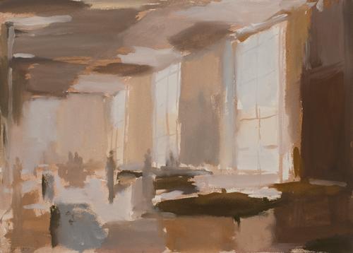 _DSC1419 Interieur Gouache 37×52 cm 2009