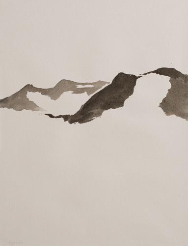 _DSC3629 Pointe du Ronce O.I.-inkt 45 x 35 cm 2010